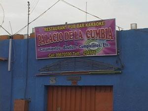 Palacio Cumbia