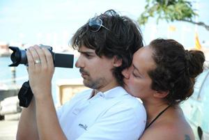 Pancha y esposo