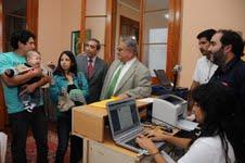 Registro Civil a Tacna