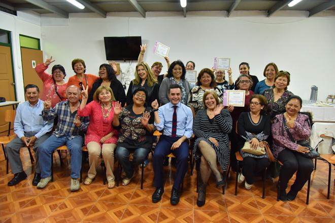 Mujeres fortalecieron sus emprendimientos y dialogaron por iniciativas de la Nueva Agenda Social_3