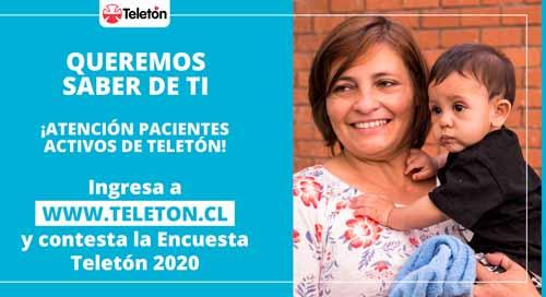 Encuesta Teletón 2020