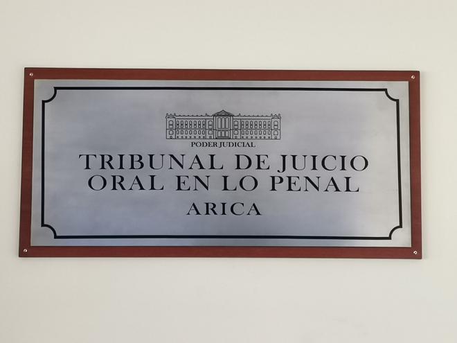 TOP de Arica afiche