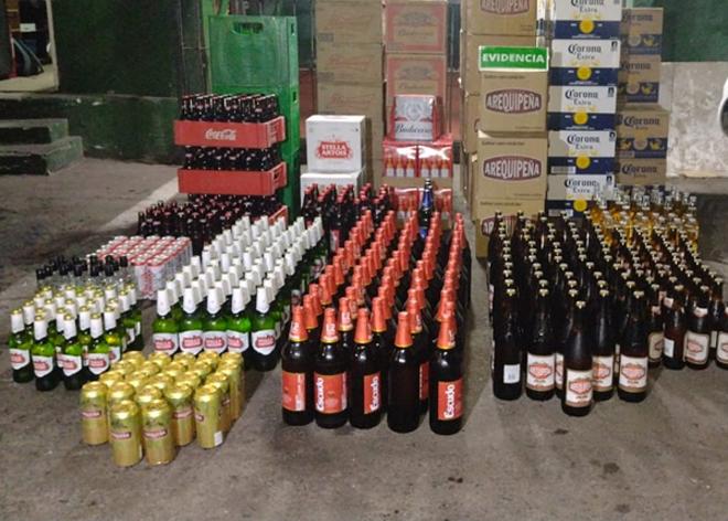 VENTA CLANDESTINA ALCOHOL 2