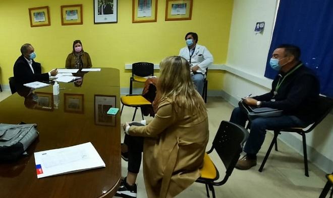 reunión IMC – SSA 2