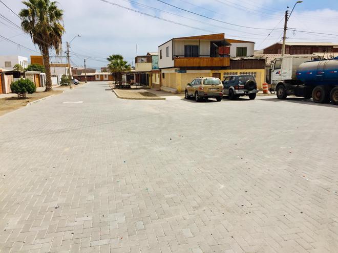 pavimentación participativa Radio el Morro